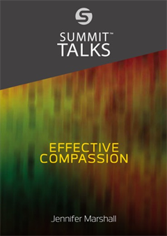 Effective Compassion - Jennifer Marshall