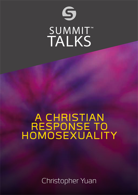 Christian Response to Homosexuality-Christopher Yuan