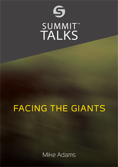 Facing the Giants-Mike Adams