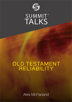 Old Testament Reliability-Alex McFarland