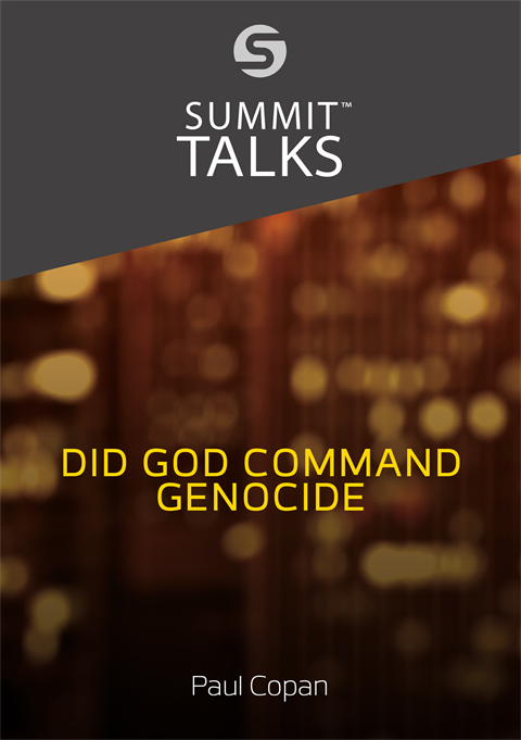 Did God Command Genocide?-Paul Copan